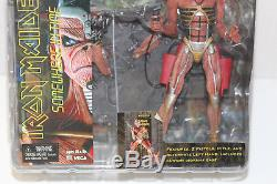 New Rare NECA Iron Maiden Series 1 Eddie Somewhere in Time 7 Action Figure