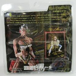 New Sealed NECA Iron Maiden Series 1 Somewhere In Time Eddie Figure 2005 Rare