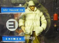 New and Sealed Eminem My Name is Eminem Figure Doll Art Asylum