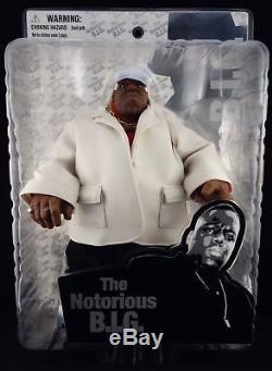 Notorious BIG Mezco Complete Set of 5 Figures Exclusives Rare