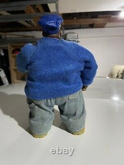 Notorious B. I. G. Bbiggie Smalls Action Figure Mezco (please Read Details)