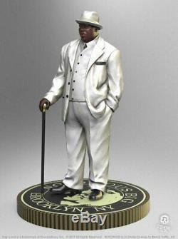 Notorious B. I. G. Biggie Smalls Rock Iconz Statue-KNUBIGGIE100-KNUCKLEBONZ