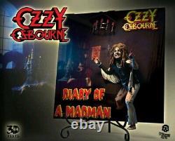 Ozzy Osbourne Diary of a Madman 3D Vinyl Statue-KNUVOZDIARY100-KNUCKLEBONZ