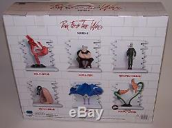 Pink Floyd The Wall 6 Action Figures Boxed Set Series 2 Collectible MISB