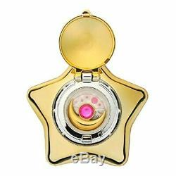 Pretty Soldier Sailor Moon Moonlight Memory Starry Sky Of Music Box Gold Ver. F/S