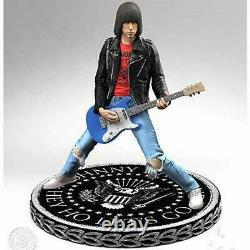 RAMONES Johnny Ramone Rock Iconz Official Punk Rock music figure FS