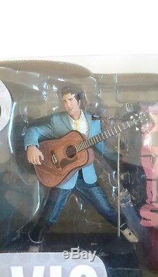 RARE Elvis Presley Through the Years 1954-1970 figure box set McFarlane elvis