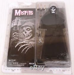 RARE Neca Misfits'The Fiend' Black & Red Robe Set Of Two Punk Rock 8 Figures