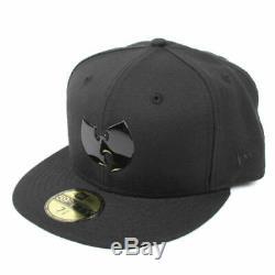 (RARE) WU TANG CLAN x NEW ERA CAP/ Jay Z Roc Nation Nas 2pac tupac ODB eminem dj