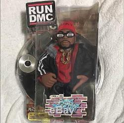 RUN DMC FIGURE SET JAY 7inch HIPHOP
