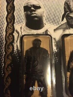RYCA Toy Tokyo Hip Hop Legends Action Figure Notorious Big Tupac 2pac Eazy-E