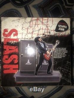 Rare Guns N' Roses Slash McFarlane (Box Set) Brand New Never Opened 2005