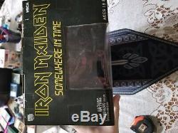 Rare Iron Maiden Somewhere In Time Eddie 18 Inch Figure Neca 2005 Read