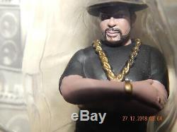 Rare RUN DMC dj Jam Master Jay Super Stars'09 Collector RAP Figurines New RARE