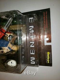 Rare/Sealed/Clear Package/Eminem/Box that's in Excellent Condition/Art Asylum