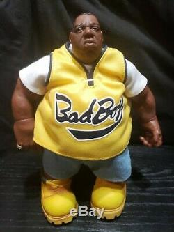 Rarest Biggie Figure Vintage Bad Boy Timberlands Pinky Ring Mezco Notorious BIG