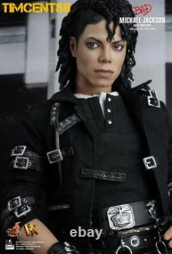 Ready! Hot Toys DX03 Michael Jackson (Bad Version) 1/6 Figure Sealed New