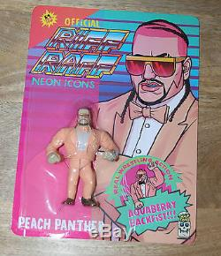 Riff Raff Peach Panther Action Figure Trap Toy Jody Highroller Aquaberry NEW