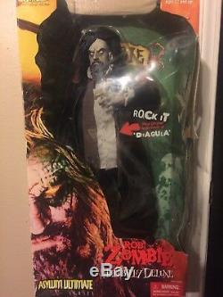 Rob zombie action figure