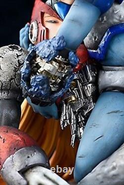 Rockman X Zero Comic Ver. To a nostalgic future 1/7 PVC 15cm Figure Limited NEW