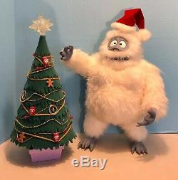Rudolph the Red-Nosed Reindeer Bumble's Reform (Bumble & Musical Light-up Tree)