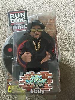Run Dmc Mezco Figure Jam Master Jay Rare