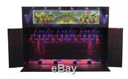 SDCC 2020 Exclusive Neca TMNT Musical Mutagen Tour Figures TARGET sz XL Preorder