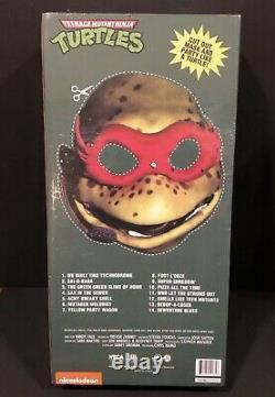 SDCC 2020 Exclusive TMNT Musical Mutagen Tour Ninja Turtle 4-Pack NECA IN HAND