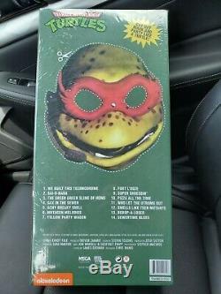 SDCC 2020 NECA Musical Mutagen Tour 4 Pack Ninja Turtles (In Hand!)