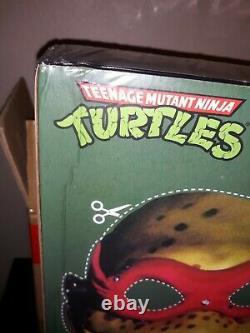 SDCC 2020 NECA TMNT Teenage Mutant Ninja Turtles Musical Mutagen Tour 4-Pack Set