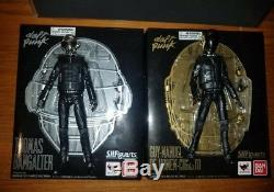 SH Figuarts Daft Punk Guy Manuel & Thomas Bangalter Action Figures Bandai poster
