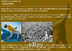 SH Figuarts Freddie Mercury Queen Figure NEW ORIGINAL Bohemian Rhapsody S-H