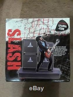 SLASH (Deluxe Boxed Set) McFarlane Figure