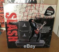 SLASH McFarlane Deluxe Figure Boxed Set