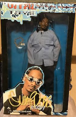 SNOOP DOGG Action Figure Doll ORIGINAL UNOPENED COLLECTIBLE