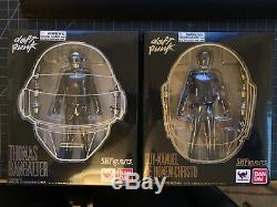 S. H. Figuarts BANDAI Daft Punk figures mint in boxes