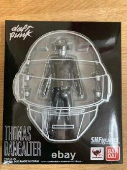 S. H. Figuarts Bandai Daft Punk Thomas Bangalter Guy-Manuel Figure Set of 2 New