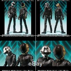 S. H. Figuarts Daft Punk Thomas Bangalter Guy-Manuel Figure Set of 2 Bandai New
