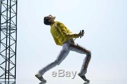 S. H. Figuarts Queen FREDDIE MERCURY Action Figure BANDAI NEW from Japan F/S