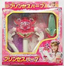 Sailor Moon Bandai Anime Princess Harp-1995 Live-action ver. New Japan F/S
