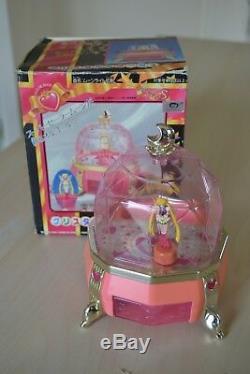 Sailor Moon S music box avec boite boite à musique avec boite originale