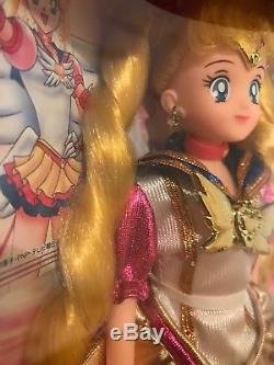 Sailor Moon World Eternal Sailor Moon Doll Seramyu Musical Vintage Bandai 2000