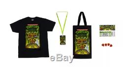 Sdcc 2020 Neca Teenage Mutant Ninja Turtles Musical Mutagen Tour Confirmed