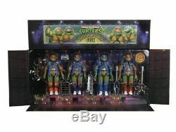 Sdcc 2020 Neca Teenage Mutant Ninja Turtles Musical Mutagen Tour Large