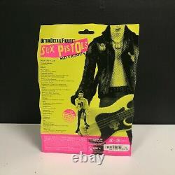 Sex Pistols Figures, Sid Vicious Medicom Toy, NIB! The Clash Punk 1977