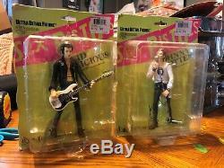 Sex Pistols Lot Johnny Rotten & Sid Vicious Medicom Toy Figures