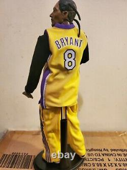 Snoop Dogg 13 Figure Custom outfit 2chains at Lakers Game courtside Vital Toys