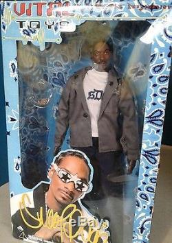 Snoop Dogg Doll Rare Limited Edition Action Figure Rap Hip Hop Legend