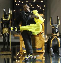 Snoop Dogg'Snoopafly' 13 Action Figure Display Box Vital Toys 2002 #SD02D