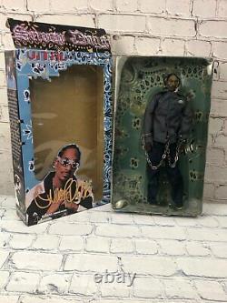 Snoop Dogg Vital Toys Action Figure Rare 12 Big Doll In Box 2002 Little Junior